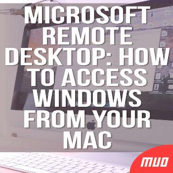 — Technology, Simplified —  Microsoft offers a free tool to help you access remote computers.