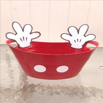 3 Mickey Mouse Party ideas