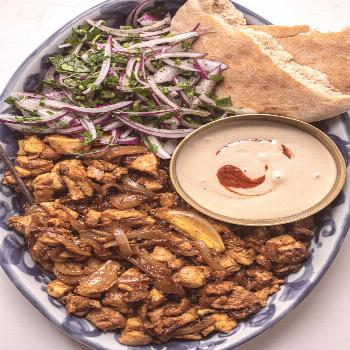 chicken shawarma —  Middle Eastern Pantry & Recipes   New York Shuk