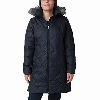 Columbia Women's Plus Size ICY Heights II Mid Length Down