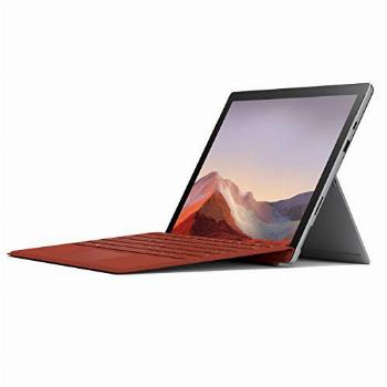 Microsoft 12.3quot Surface Pro 7 2-in-1 Touchscreen Tablet,