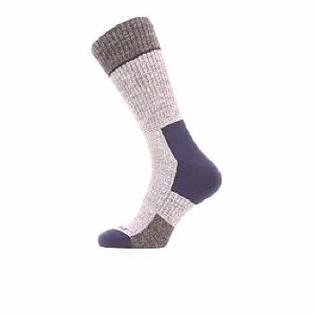 mid height socks Sealskinz Solo Quickdry Mid Length Socks  - SealSkinz - Size: Extra Large