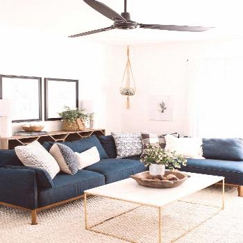 Step Inside an Austin Home That Pairs Cozy Neutrals With Loads of Art -  Step Inside an Austin Home
