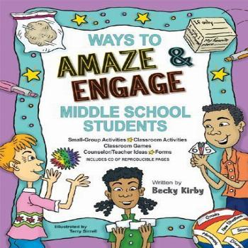 Ways To Amaze & Engage Middle School Students & CD