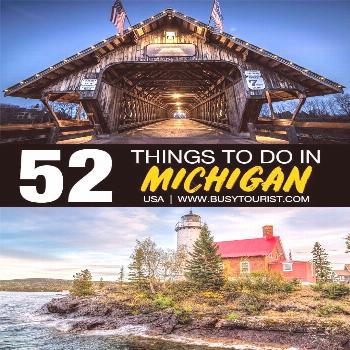 Wondering what to do in Michigan? Here you will find top attractions, activities, best places to vi