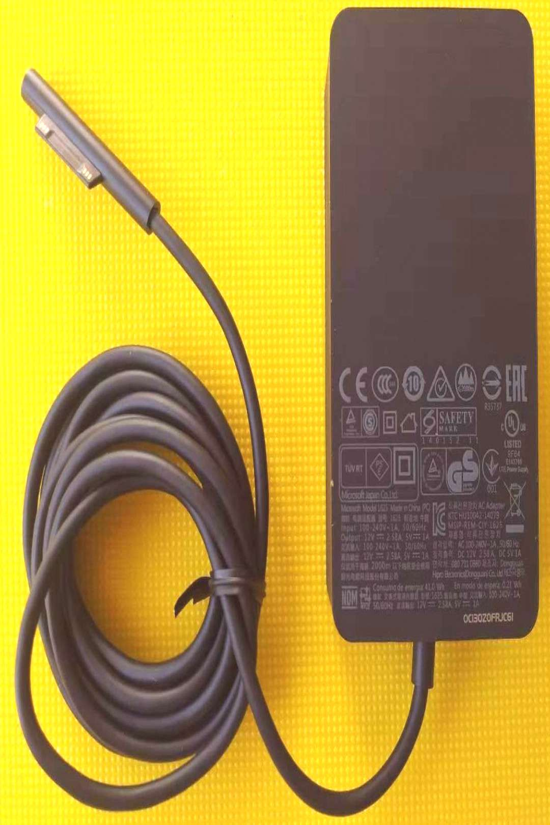 36W 12V 2.58A OEM Microsoft A1625 AC Adapter/Charger for Surface Pro 3/4 Tablet - Microsoft - Idea