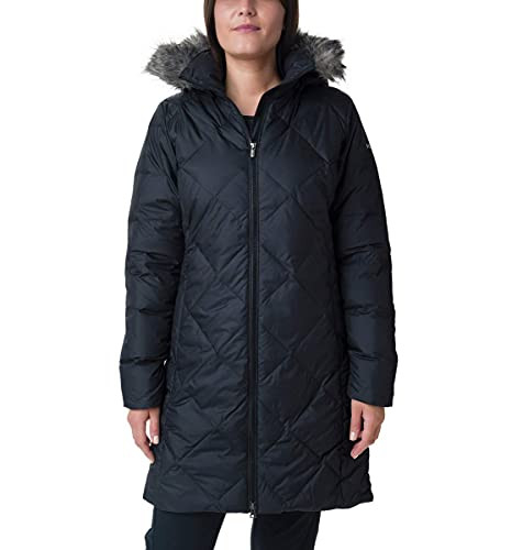 Columbia Womens Plus Size ICY Heights II Mid Length Down