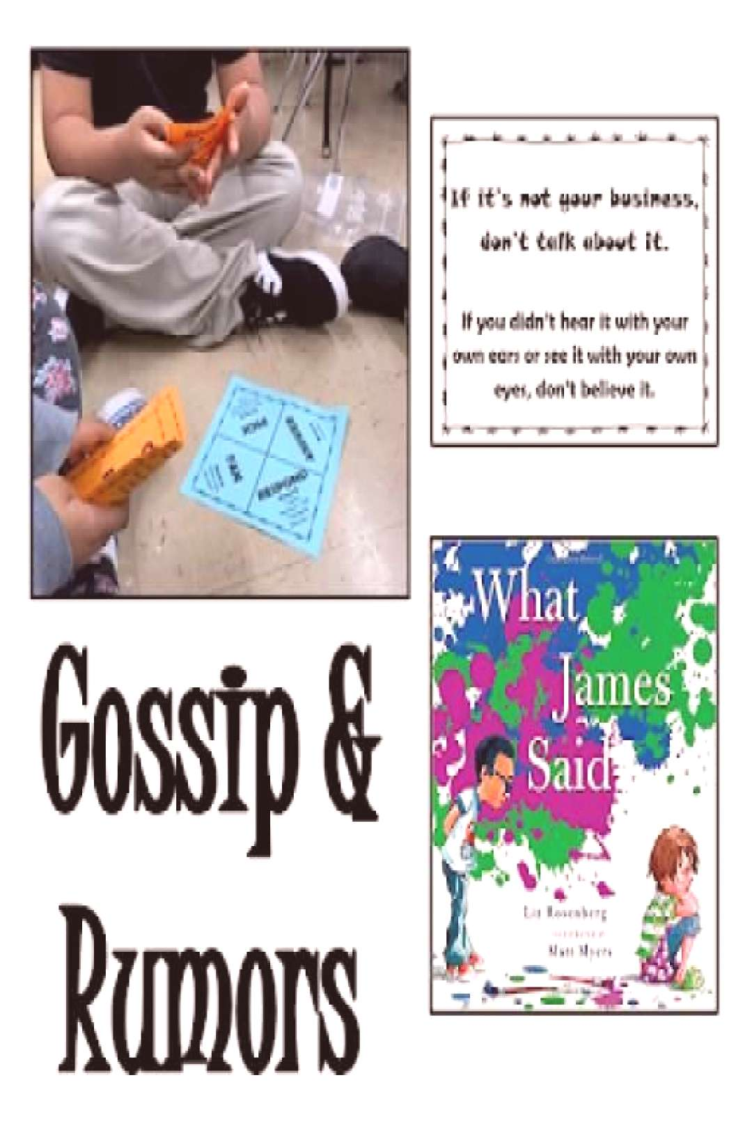 Elementary school counseling blog