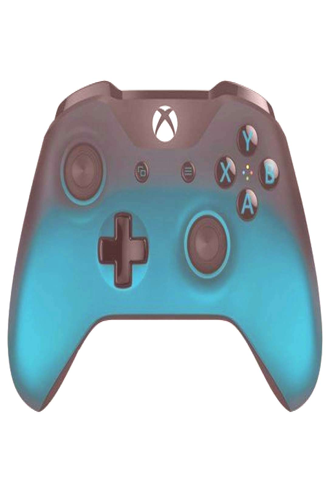 Microsoft Xbox One Wireless Controller Special Edition - Ocean Shadow, SilverYou can find Xbox one