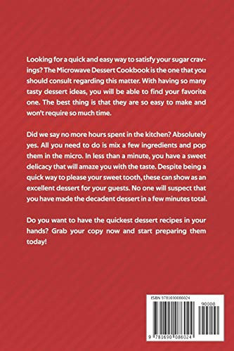 Microwave Dessert Cookbook for Busy People 34 Microwave