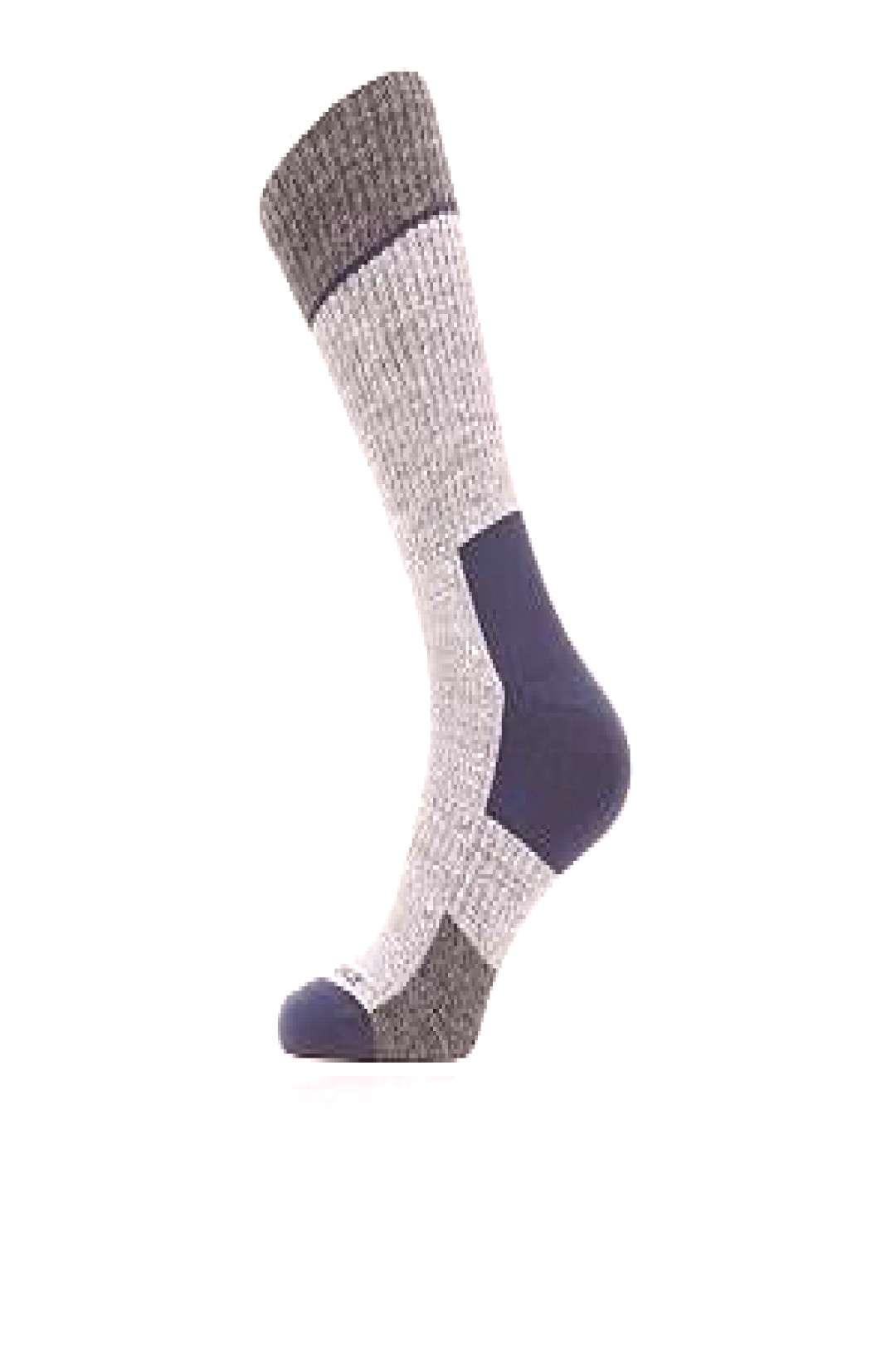 mid height socks Sealskinz Solo Quickdry Mid Length Socks - SealSkinz - Size Extra Large